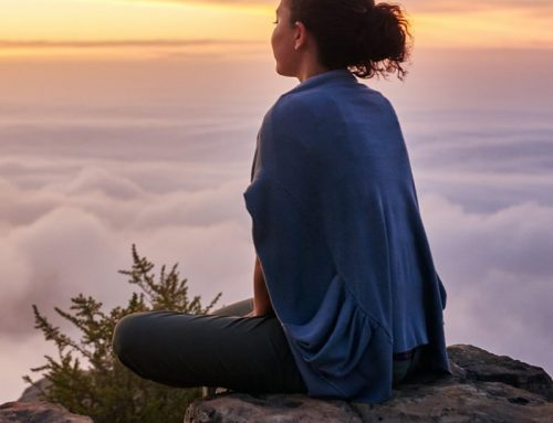 Meditation and/or Yoga assists with PTSD